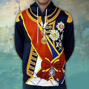 Horatio Nelson hoodie