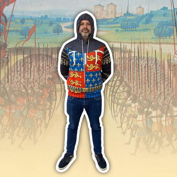 Plantagenet Henry V Hoodie