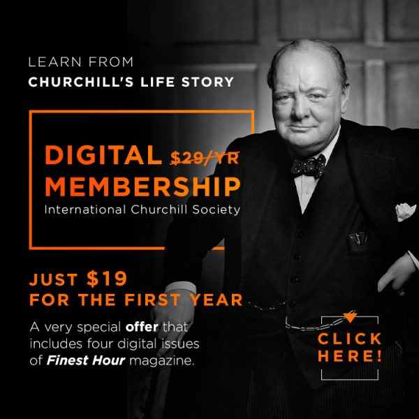 International Churchill Society